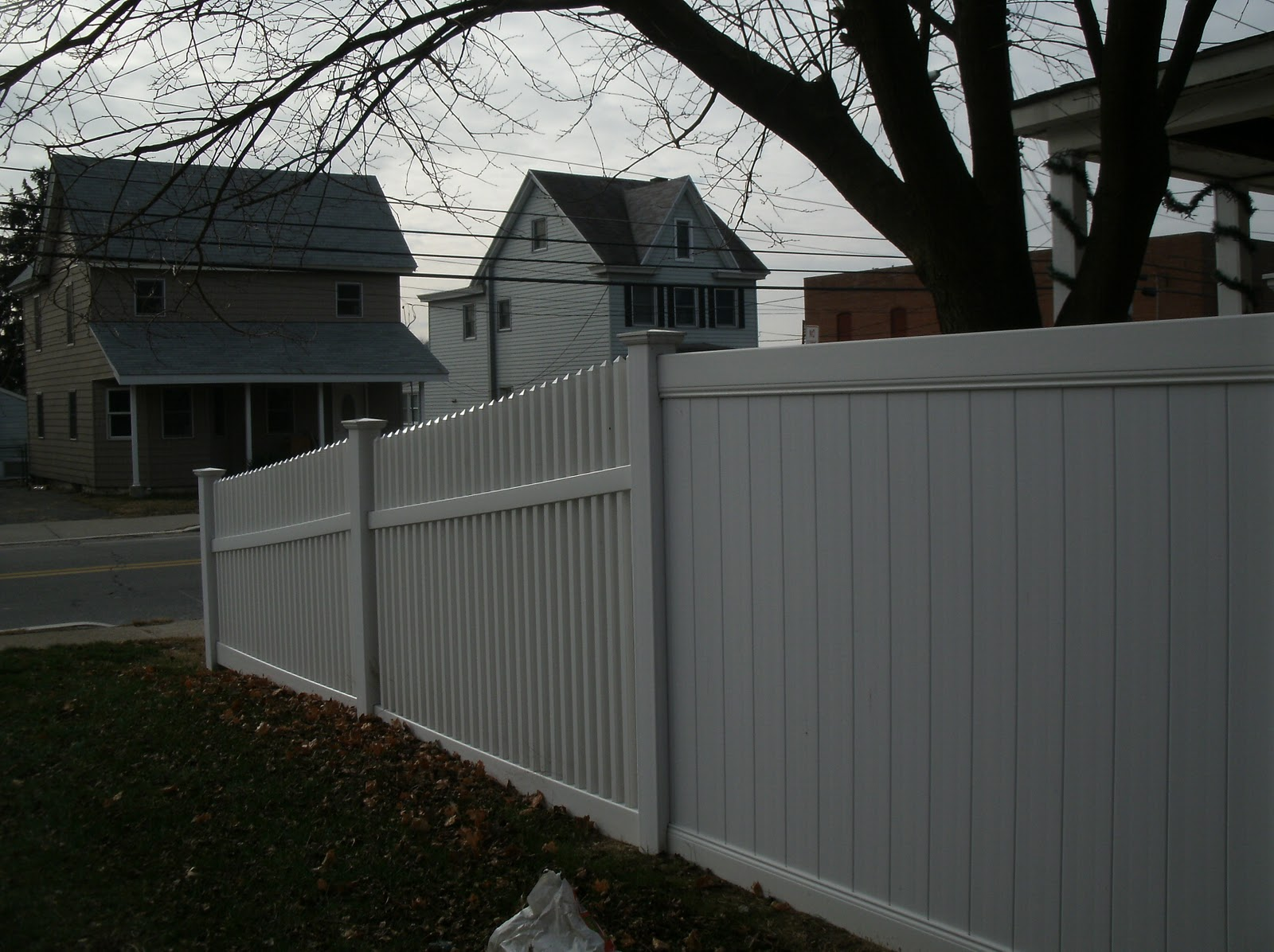 Vinyl Fence Replacement 187 Fencing