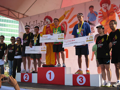 8McDo Fun Run