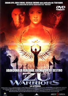 Ver Película Zu Warriors: La Leyenda Online Gratis (2001)