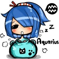 Aquarius Baby ♥