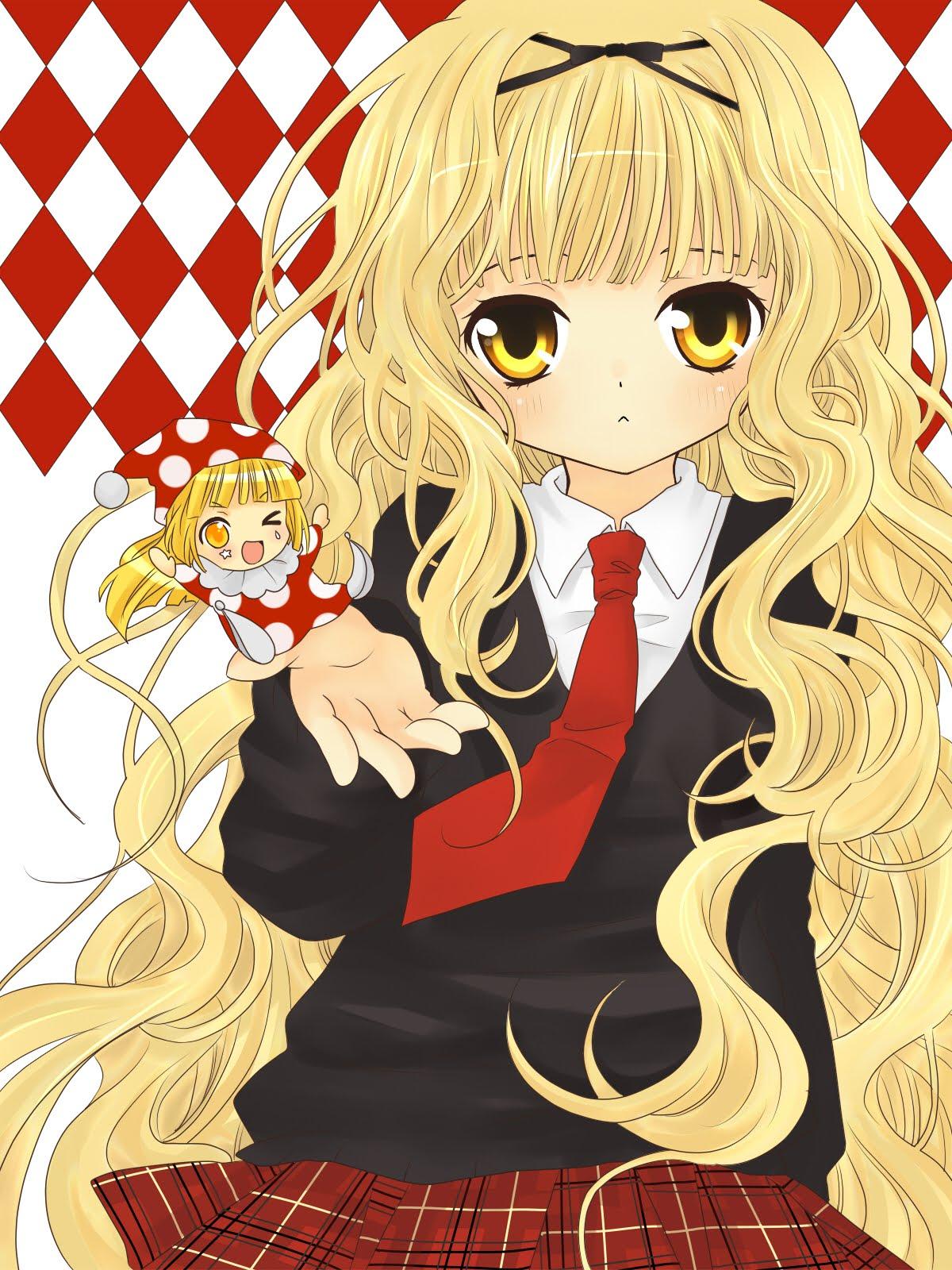 Mirar una hoja de personaje Rima-Kusu-Kusu-shugo