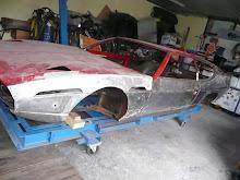 1972 Lamborghini Espada Restoration