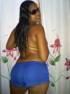 Maravilhosa de shortinho azul - 2 9