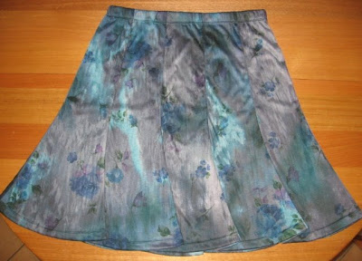 Easy Pleated Skirt - No Pattern Needed - Instructables.com