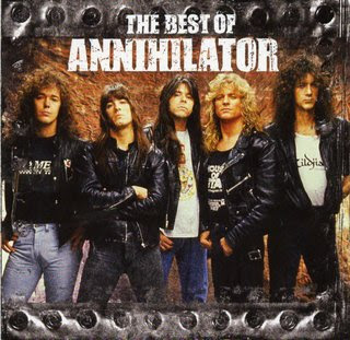 Annihilator - The Best Of Annihilator