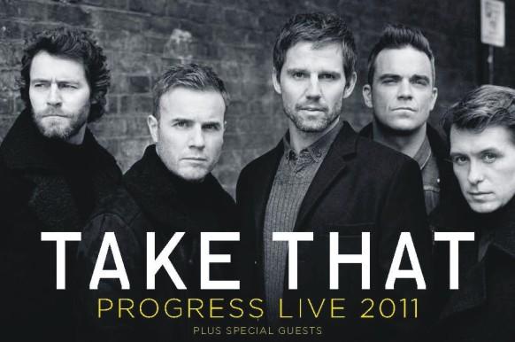 A Malaysian Kitchen in Manchester: Take That - Progress ... Take That Album