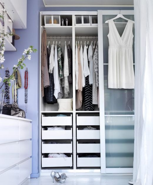Flex Inredning PAX garderobssystem