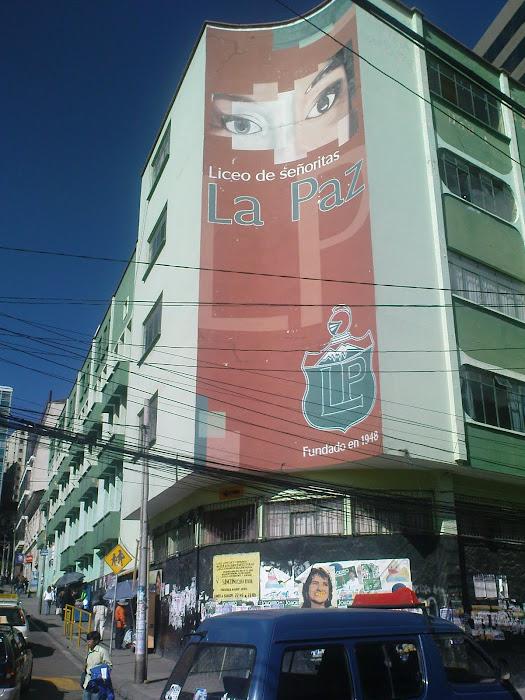 Liceo de Señoritas La Paz