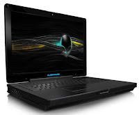 Alienware M-17 Gaming Notebook
