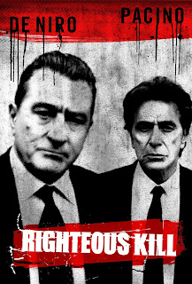 Righteous Kill - review by Zack