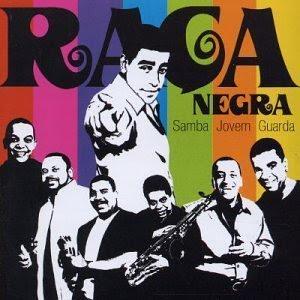 CD Raça Negra   Samba Jovem Guarda