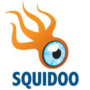free hosting using squidoo