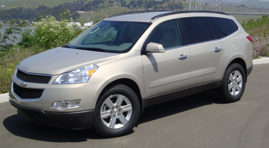 2010 Chevrolet Traverse Chevy Review Ratings Specs