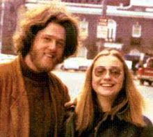 Bill and Hillary 1970