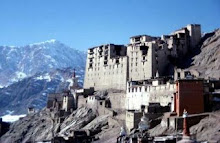 Leh Palace, prototype for Potala