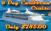 $285 Royal Caribbean Jamaica Cruise