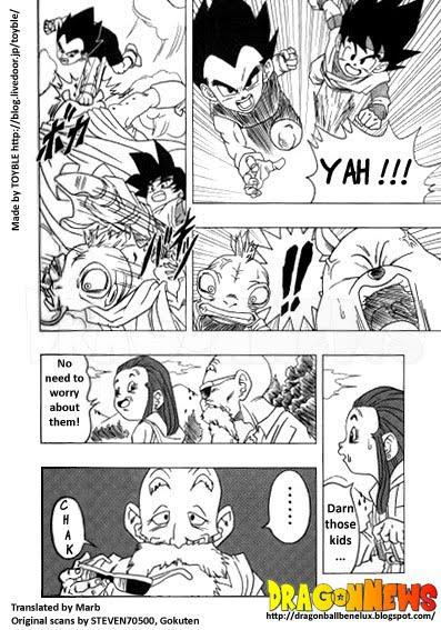 [Fanmade] Morte do Muten Roshi - Dragon Ball AF DBAF06