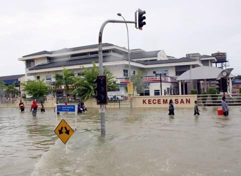 Sekitar Bandar Kangar