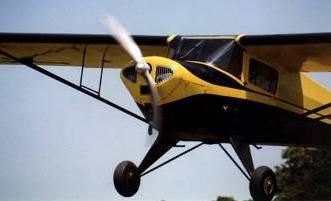 STC # SA1-210 - Taylorcraft BC & BC12D
