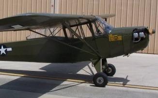 STC # SA02164 - Taylorcraft L2/DC(O)-65