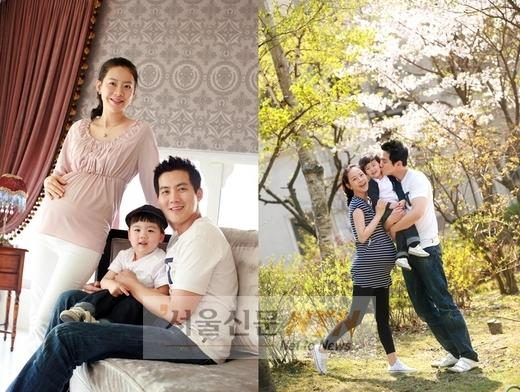 Ryu Jin and Wife http://bellwings.blogspot.com/2012/02/ryu-jins-brillian-acting-in-call-of.html