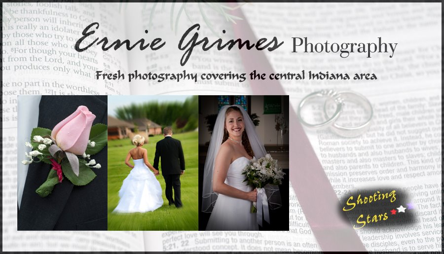 Ernie Grimes Photography Header