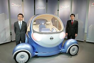Nissan Pivo 2 Pics
