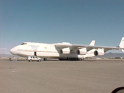 largest plane in the world