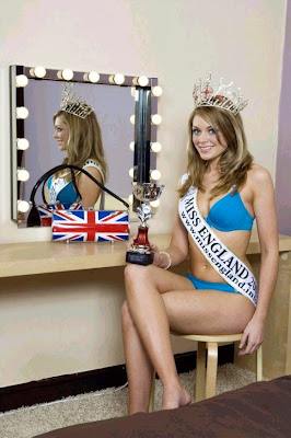 Georgia Horsley  Miss England