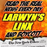 Boycott the New York Times -- Read the Real News at Larwyn&#39;s Linx
