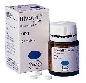 Rivotril2 mg la Star Ac des médocs