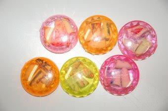 2412 1 P Des boules Quies fun pour les branchés