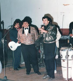 Baile en Sargento Cabral animando con Pipi Rivero