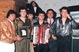 baile organizado en Sargento Cabral