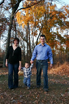 The Vandiver family - Fall '09