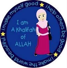 i'm Caliph & 'Abid of Allah