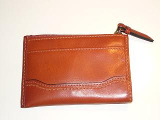 COACH Bleecker Leather Mini Skinny - Back View