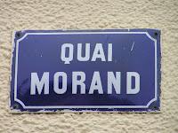 Le quai Morand à Paimpol porte le nom d'un armateur breton qui a joué un rôle important durant la grande époque de la pêche à la morue au large de l'Islande au XIXéme siècle: Louis Morand