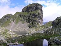 Entre Gollinghütte et Preintalerhütte, sur le Schladminger Höhenweg