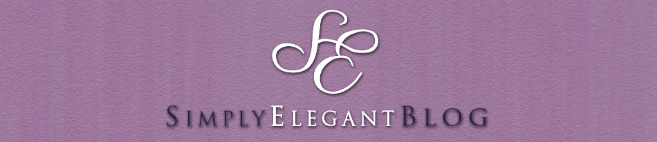 A Simply Elegant Blog