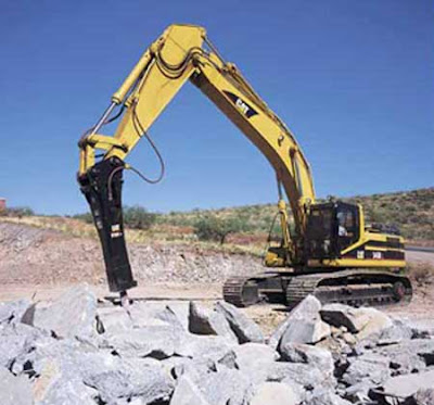 Caterpillar H140D Hammer