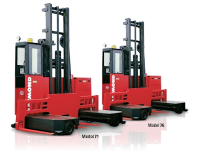 Used Raymond Forklifts for Sale