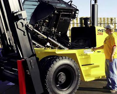 Hyster Forklift Repair