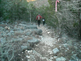 Bandera 50k Trail run