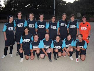 Equipa de Futebol Feminino do Aboim Atlético Clube