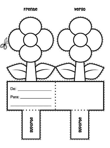 Открытка с днём рождения из бумаги для детей шаблоны