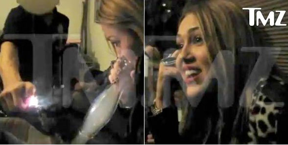 miley cyrus smoking a bong full version. miley cyrus smoking cigarettes