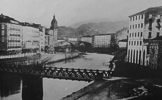Siempre bilbao puente de la merced - Bilbao fotos antiguas ...