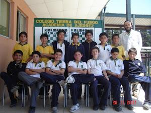 5º Amarillo Varones (Generacion_2007)