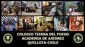 ACADEMIA DE AJEDREZ COLEGIO TIERRA DEL FUEGO DE QUILLOTA